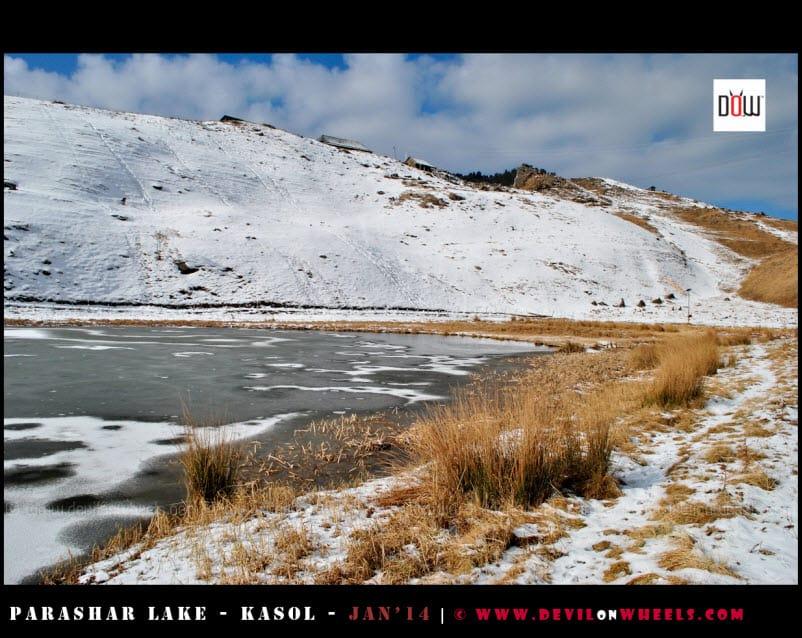The Much Closer Views - Prashar Lake
