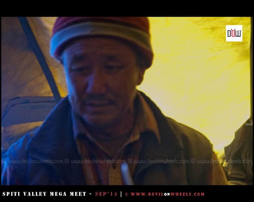 Dorje uncle of Batal Dhabha