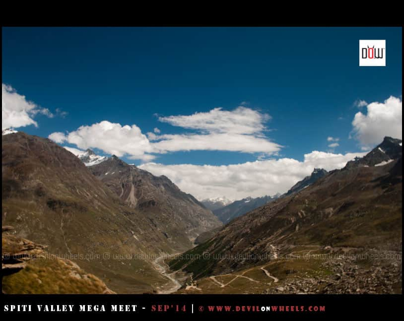 And we bid adieus to Spiti Valley from Gramphu