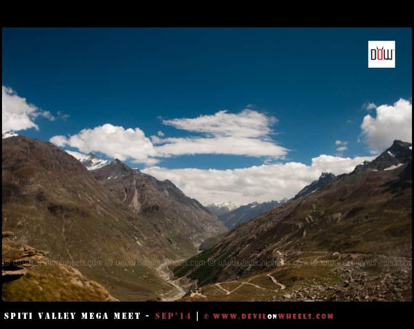 And we bid adieus to Spiti Valley from Gramphu