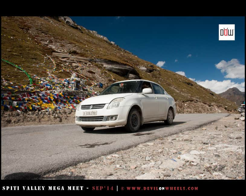 Rohtang Pass Top