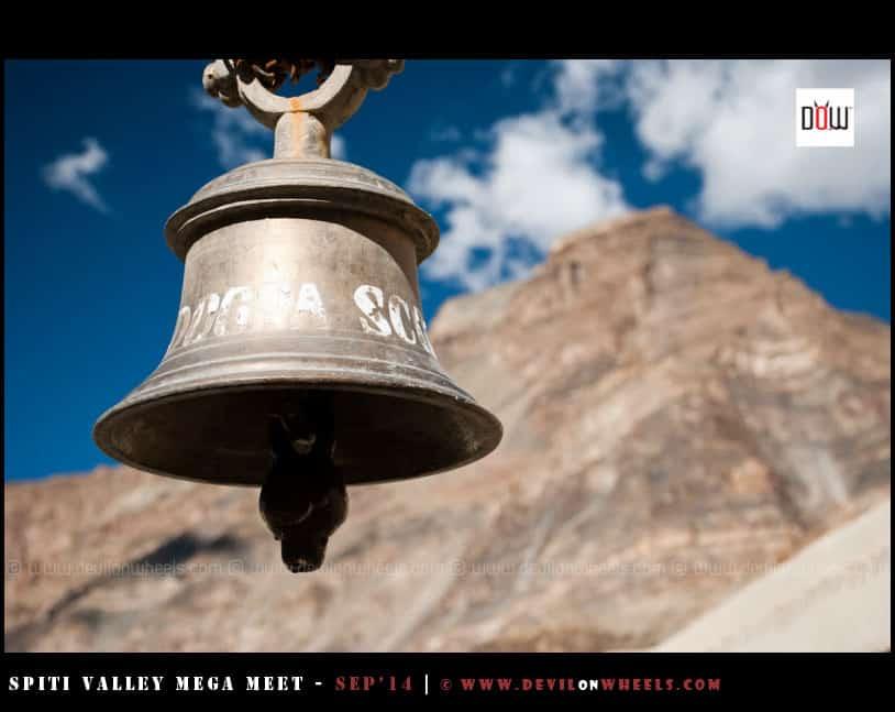 The bell in heaven