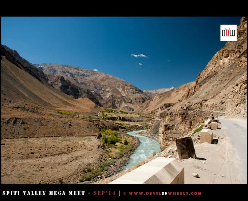 The beauty worth dying for in Spiti Valley