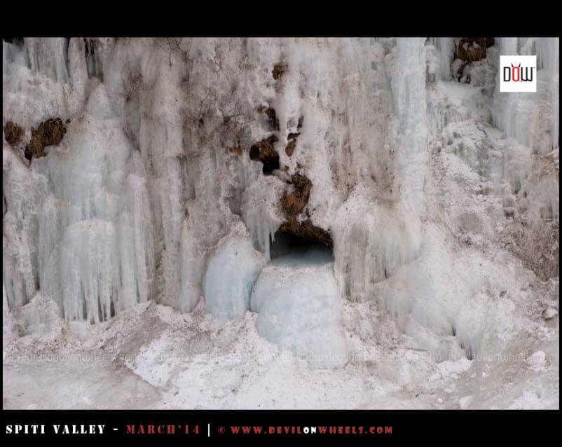 The Frozen Moments towards Tabo