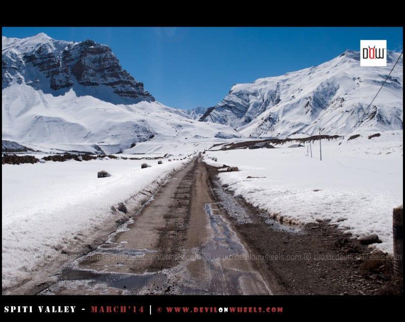 Road Leading to Rangrik