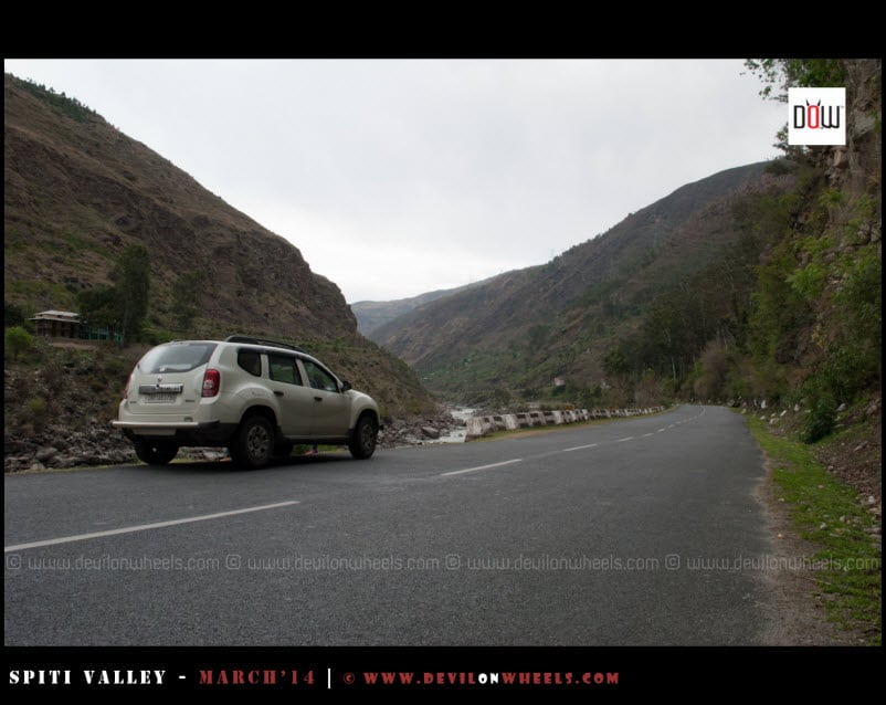 The Road to Spiti Valley | NH-22 or Hindustan - Tibet Highway