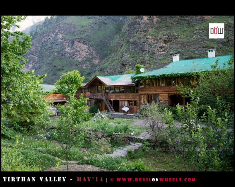 Raju's Cottage Gushaini - Tirthan Valley