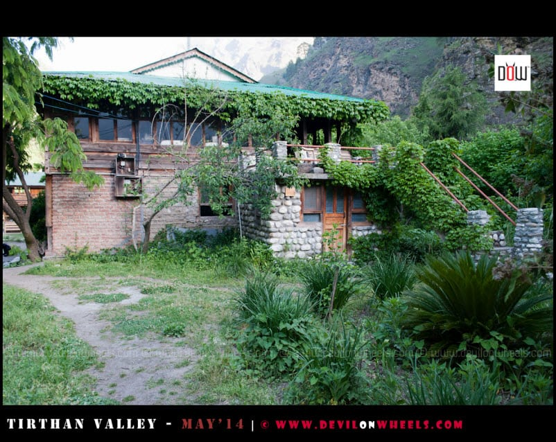 The lovely place to stay - Raju's Cottage, Gushaini