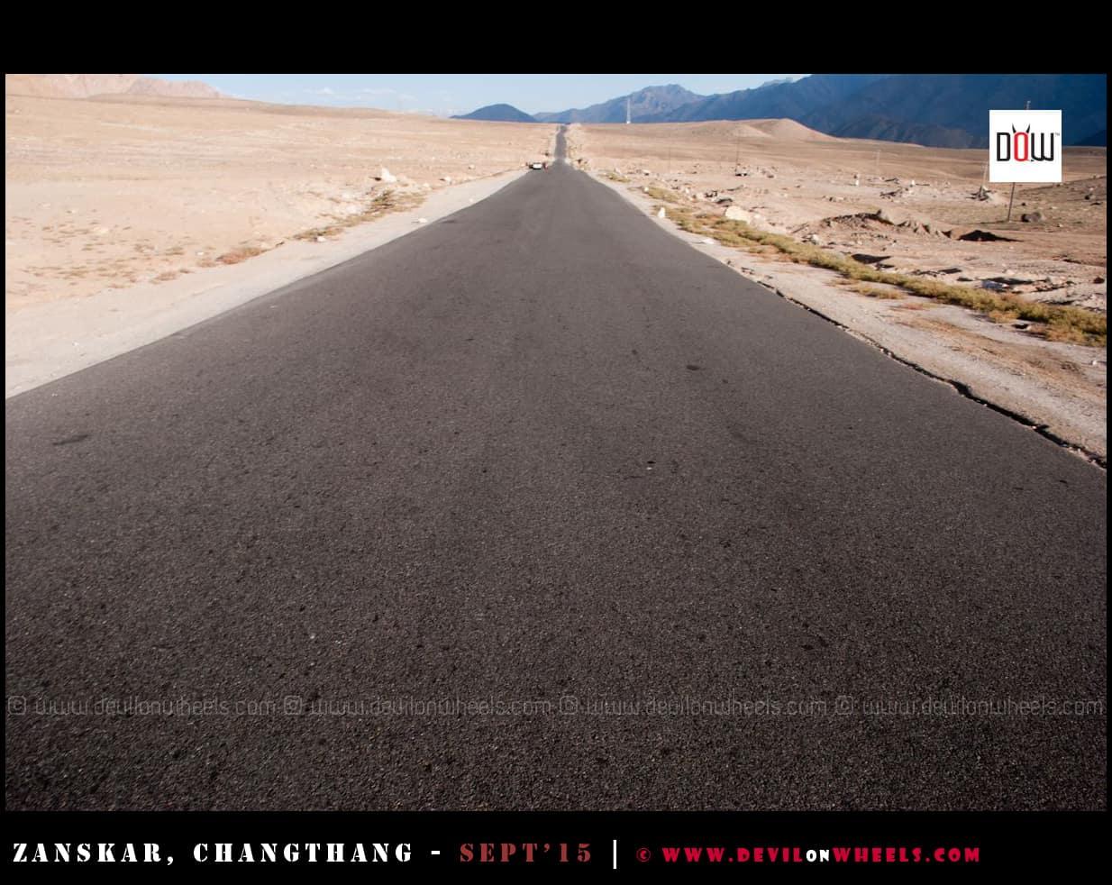 Expressway to heaven called Ladakh