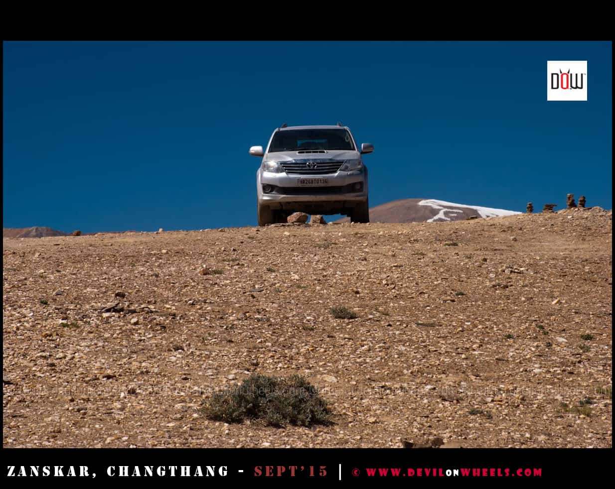 The Fortuner - Our Monster Ride