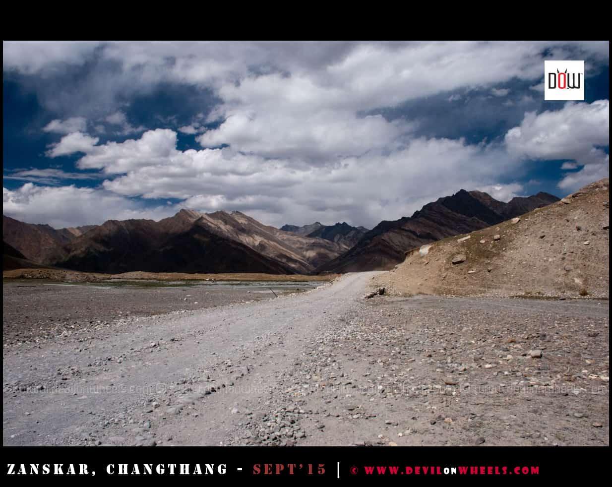 That raw nature in Zanskar Valley