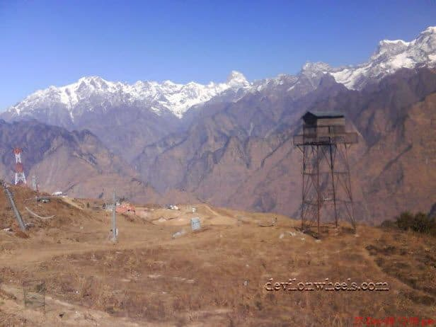 Views from Auli