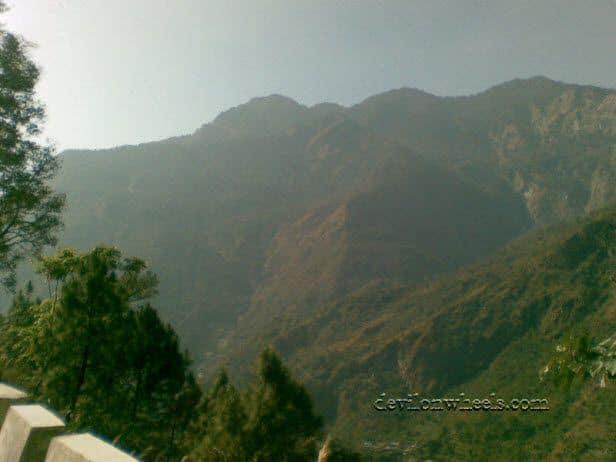Delhi to Auli