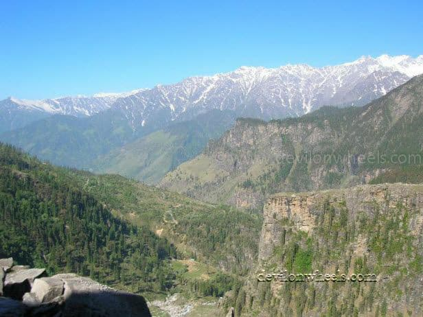 Views in Manali
