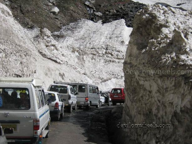 Views enroute Rohtang Pass