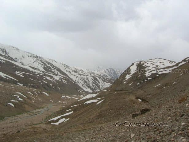 Views between Battal and Chandratal