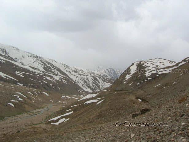 Views between Battal and Chandratal