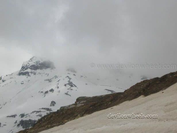 Views at Rohtang Pass