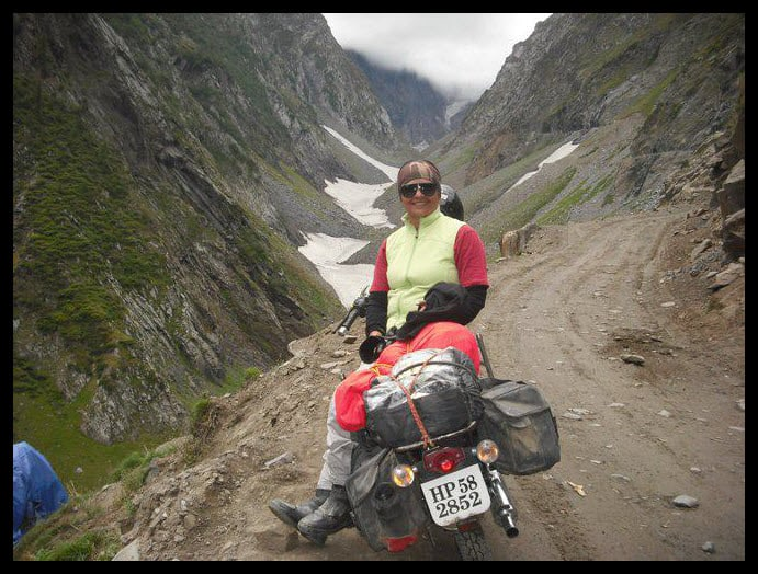 Moksha's Ride to Sach Pass