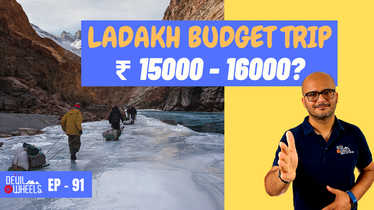 How to plan a budget Ladakh trip using public transport?
